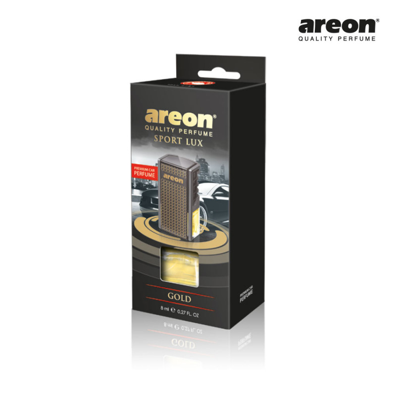 AREON CAR PAINEL BLACK BOX GOLD