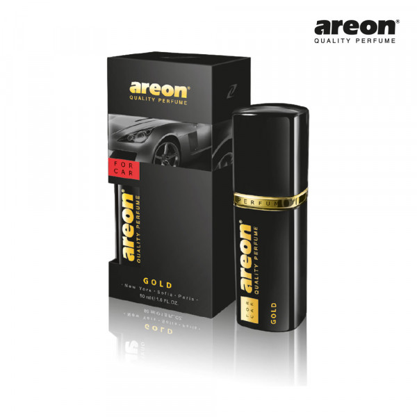 AREON FOR CAR GOLD