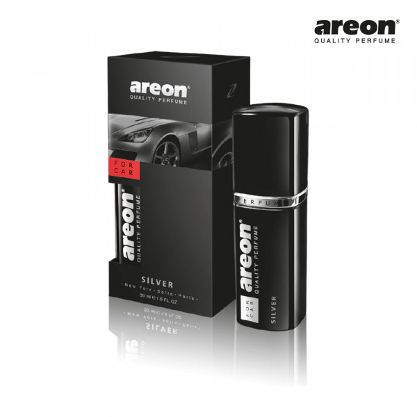 AREON FOR CAR SILVER
