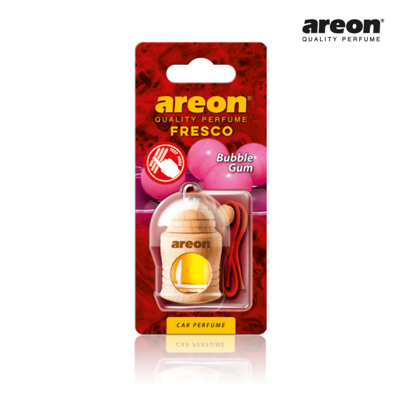 AREON FRESCO BUBBLE GUM GOMA DE MASCAR