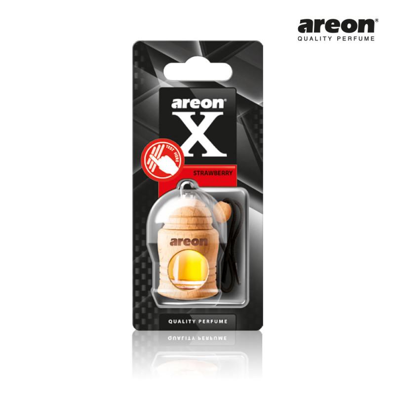AREON FRESCO X VERSION STRAWBERRY MORANGO