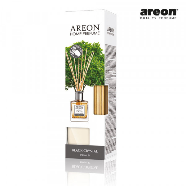 AREON HOME PERFUME STICKS 150ML BLACK CRYSTAL
