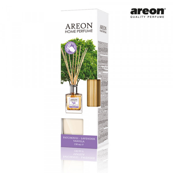 AREON HOME PERFUME STICKS 150ML PATCH.LAV.VANIL