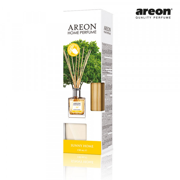 AREON HOME PERFUME STICKS 150ML SUNNY HOME