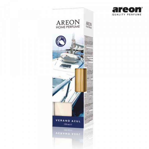 AREON HOME PERFUME STICKS 150ML VERANO AZUL