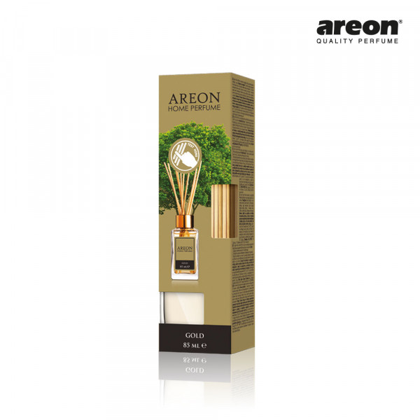 AREON HOME PERFUME STICKS 85ML LUX GOLD