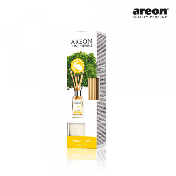 AREON HOME PERFUME STICKS 85ML SUNNY HOME