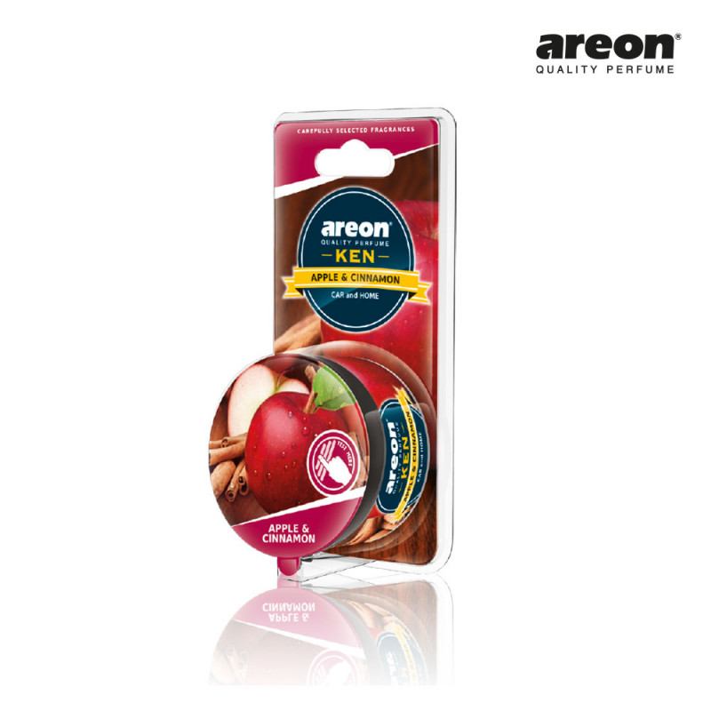 AREON KEN BLISTER APPLE CINNAMON