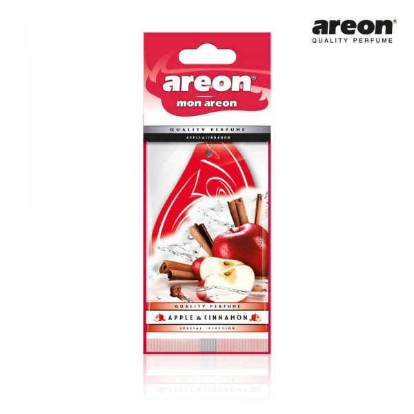 AREON MON APPLE AND CINNAMON MACA E CANELA