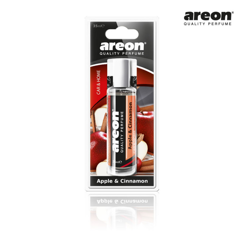 AREON PERFUME BLISTER 35ML APPLE AND CINNAMON