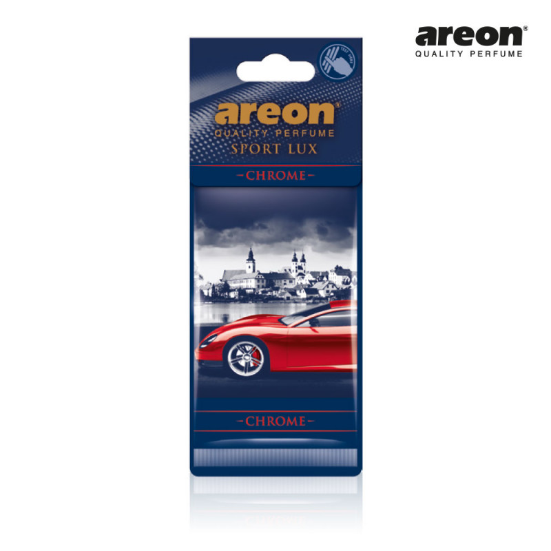 AREON SPORT LUX CHROME CROMO
