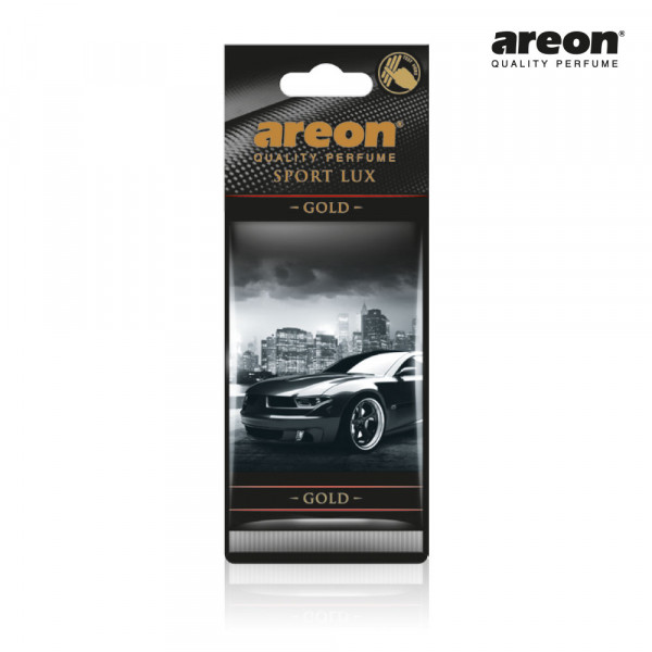 AREON SPORT LUX GOLD OURO